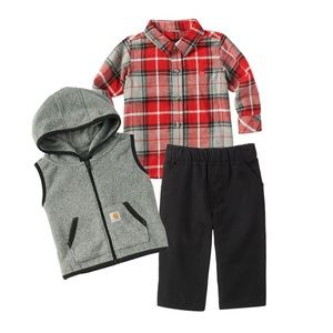 Carhartt 3-Piece Outfit